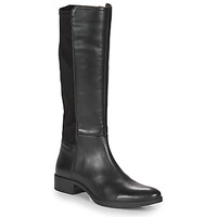 Shoes Women Boots Geox LACEYIN Black