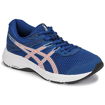 Shoes Women Running shoes Asics GEL-CONTEND 6 Blue / Pink