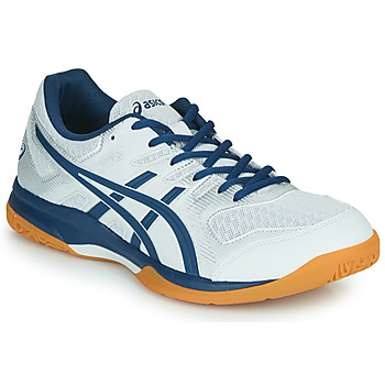 Shoes Men Indoor sports trainers Asics GEL-ROCKET 8 White / Blue