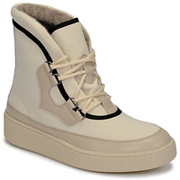 Shoes Women Snow boots Aigle SKILON HIGH White