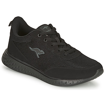 Shoes Men Low top trainers Kangaroos K-ACT BEAL Black