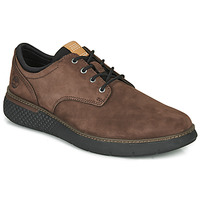 Shoes Men Low top trainers Timberland CROSS MARK PT OXFORD Brown