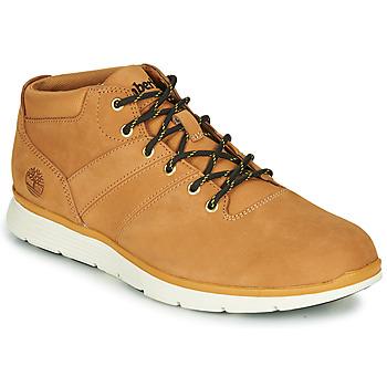 Shoes Men High top trainers Timberland KILLINGTON SUPER OX F/L Wheat
