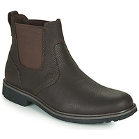 Shoes Men Mid boots Timberland STORMBUCKS CHELSEA Brown / Dark