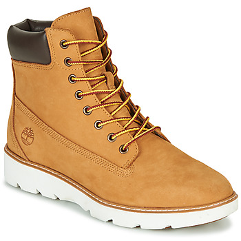 Shoes Women Mid boots Timberland KEELEY FIELD 6IN Wheat