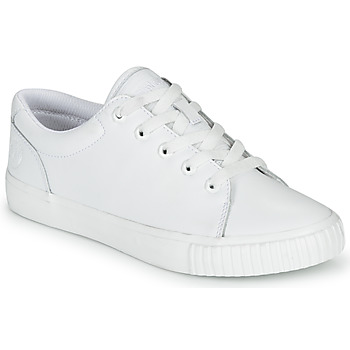 Shoes Women Low top trainers Timberland SKYLA BAY LEATHER OXFORD White