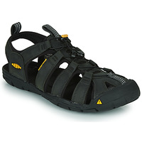 Shoes Men Sports sandals Keen CLEARWATER Grey / Black