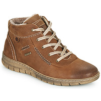 Shoes Women High top trainers Josef Seibel STEFFI 53 Brown