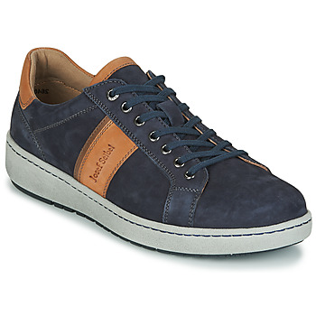 Shoes Men Low top trainers Josef Seibel DAVID 01 Blue