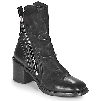 Shoes Women Ankle boots Moma NANINI Black