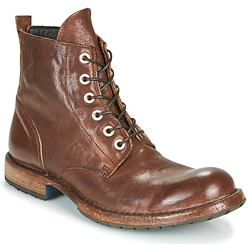Shoes Men Mid boots Moma MALE Brown