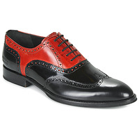 Shoes Men Brogue shoes Melvin & Hamilton KANE Black