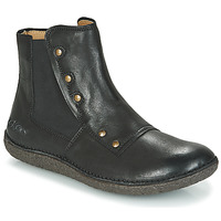 Shoes Women Mid boots Kickers HAPPLI Black