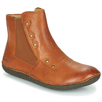 Shoes Women Mid boots Kickers HAPPLI Brown