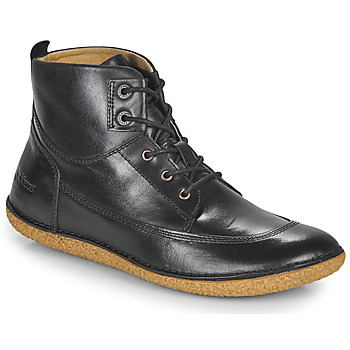 Shoes Women Mid boots Kickers HOME Black