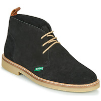 Shoes Women Mid boots Kickers TYL Black