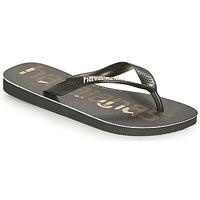 Shoes Flip flops Havaianas Top Logomania Black