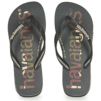 Shoes Flip flops Havaianas Top Logomania Black