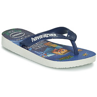 Shoes Boy Flip flops Havaianas Kids Minecraft Blue
