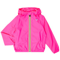 material Girl Macs K-Way LE VRAI 3.0 CLAUDE KIDS Pink