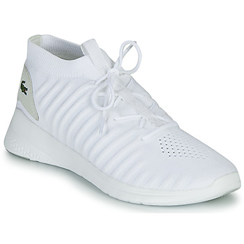 Shoes Men Low top trainers Lacoste LT FIT-FLEX 319 1 SMA White