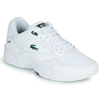Shoes Men Low top trainers Lacoste STORM 96 LO 0120 3 SMA White / Green