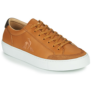 Shoes Men Low top trainers Le Coq Sportif PRODIGE Brown