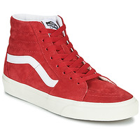 Shoes High top trainers Vans SK8-HI Red