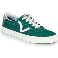 Shoes Men Low top trainers Vans Vans Sport Green