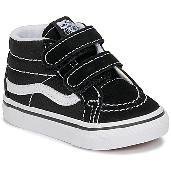 Shoes Children High top trainers Vans TD SK8-MID REISSUE V Black / White