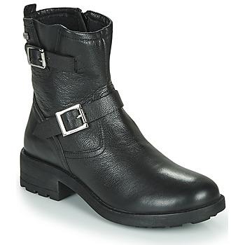 Shoes Women Mid boots Les Tropéziennes par M Belarbi Looky Black