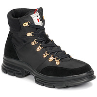 Shoes Women Mid boots Les Tropéziennes par M Belarbi CAKE Black