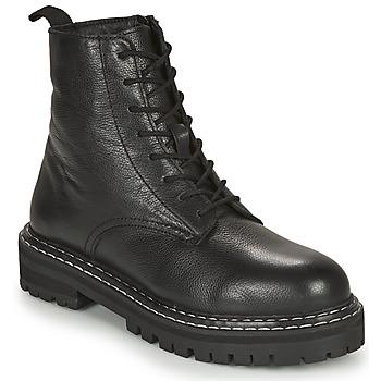 Shoes Women Mid boots Les Tropéziennes par M Belarbi REINE Black