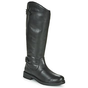 Shoes Women Boots Les Tropéziennes par M Belarbi LOLA Black