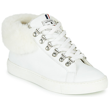 Shoes Women High top trainers Les Tropéziennes par M Belarbi LENYA White