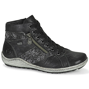 Shoes Women High top trainers Remonte Dorndorf LAMIN Black