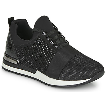 Shoes Women Low top trainers Remonte Dorndorf QUENTRA Black