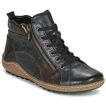 Shoes Women High top trainers Remonte Dorndorf FRETTI Blue