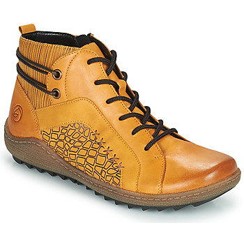 Shoes Women High top trainers Remonte Dorndorf SEMILA Yellow