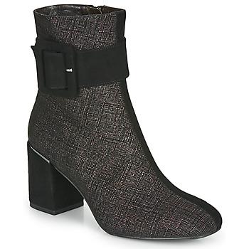 Shoes Women Ankle boots Perlato JAMIROCK Black