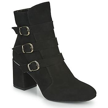 Shoes Women Ankle boots Perlato JAMIKOU Black