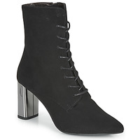 Shoes Women Ankle boots Perlato JAMOGA Black