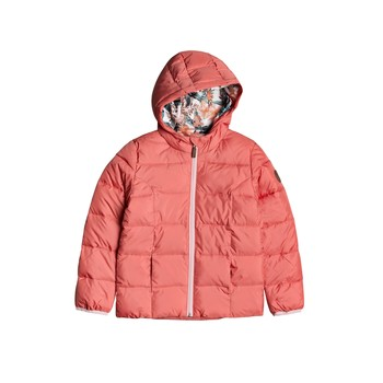 material Girl Duffel coats Roxy DAY DREAMING Pink