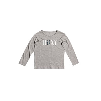 material Girl Long sleeved shirts Roxy THE ONE Grey