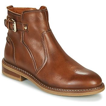 Shoes Women Mid boots Pikolinos ALDAYA W8J Brown