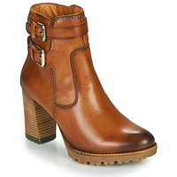 Shoes Women Ankle boots Pikolinos CONNELLY W7M Brown