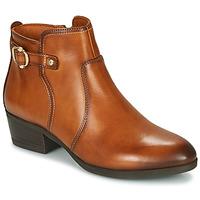 Shoes Women Ankle boots Pikolinos DAROCA W1U Brown