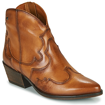 Shoes Women Ankle boots Pikolinos VERGEL W5Z Brown