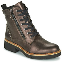 Shoes Women Mid boots Pikolinos VICAR W0V Silver