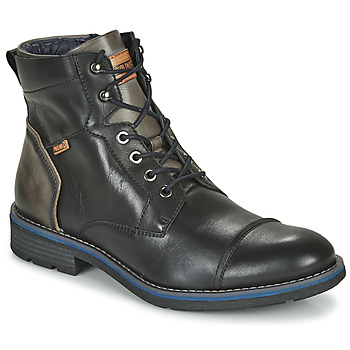 Shoes Men Mid boots Pikolinos YORK M2M Black
